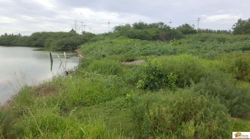 Near Beach Land In Cha Am – Only 200M From Cha Am Beach