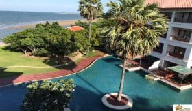 Santi Pura Beach Front 2 bed Hua Hin Condo Unit - Furnished
