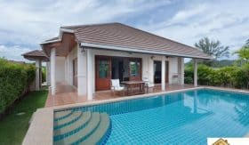 Hua Hin Resale Villa Selling Fully Furnished With Quality Finish