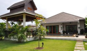 Hua Hin Beautiful Resale Pool Villa In Pristine Condition