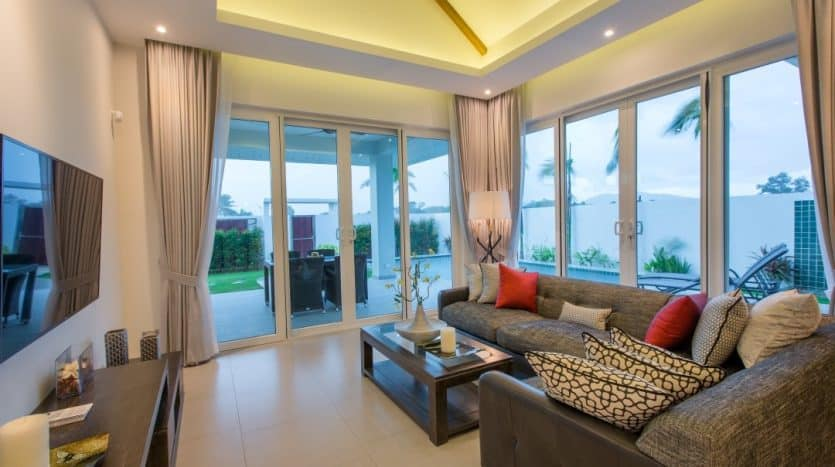 Baan Phu Thara Hua Hin Boutique Pool Villa Quality Finish