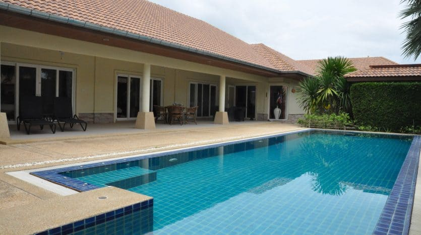 Orchid Palm Homes 5 – Great Value Resale Pool Villa Hua Hin