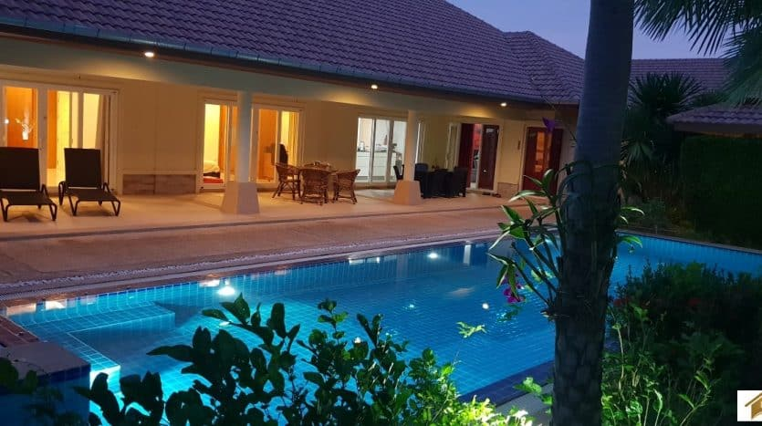 Orchid Palm Homes 5 - Great Value Resale Pool Villa Hua Hin