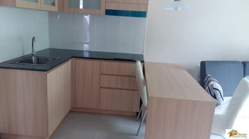 Resale 1 Bed Condo Unit at A Great Location Hua Hin