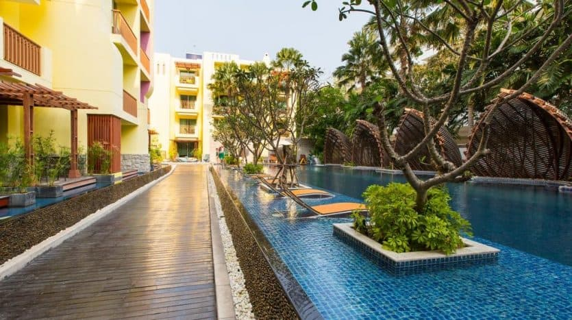 Mykonos Hua Hin Resale Condo Unit – Central Location