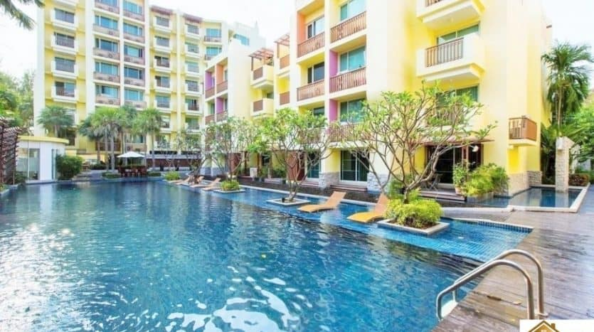 Mykonos Hua Hin Resale Condo Unit - Central Location