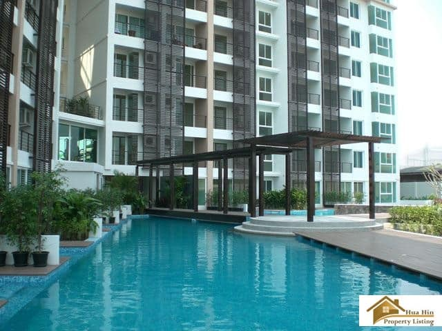 Tira Tira Hua Hin Condo For Sale - Central Location