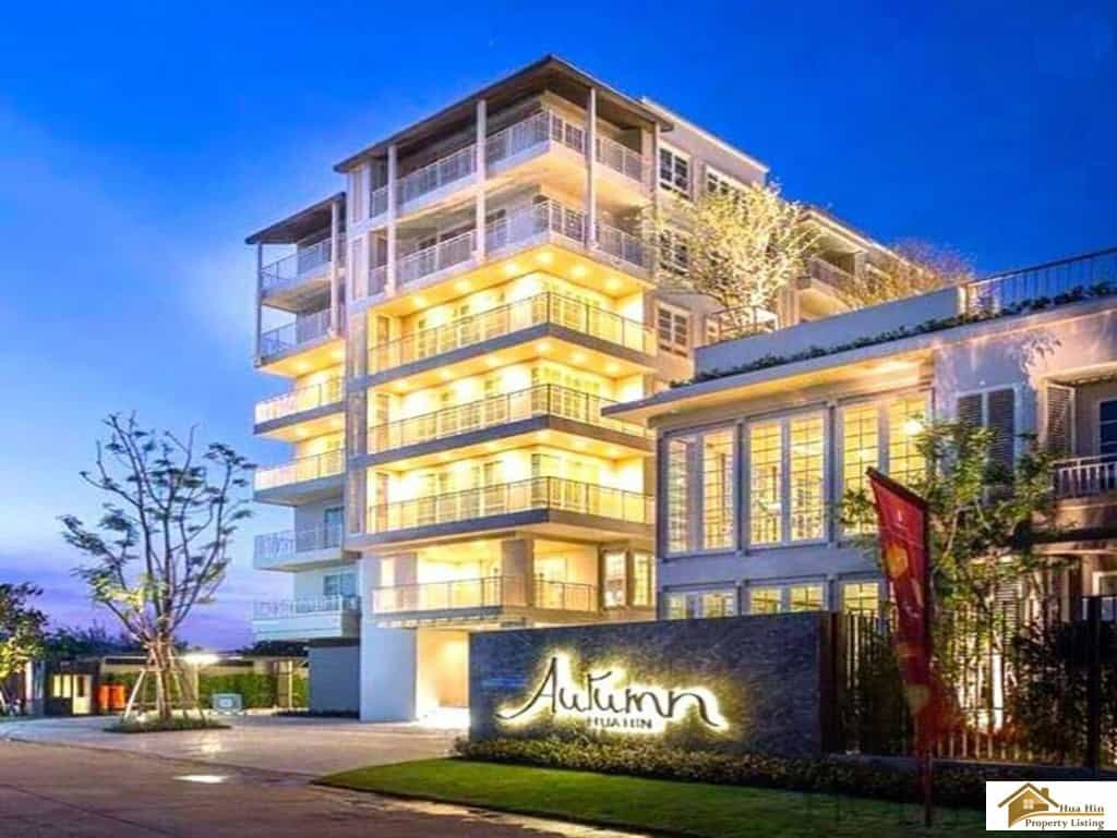 Stunning Golf Course & Sea View Condo For Sale Hua Hin
