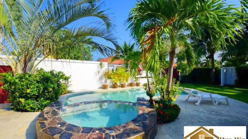 Resale Pool Villa Near Black Mountain – Great Condition