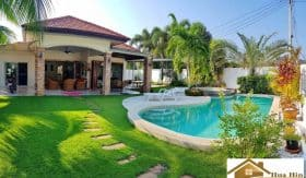 Resale Pool Villa Near Black Mountain - Great Condition