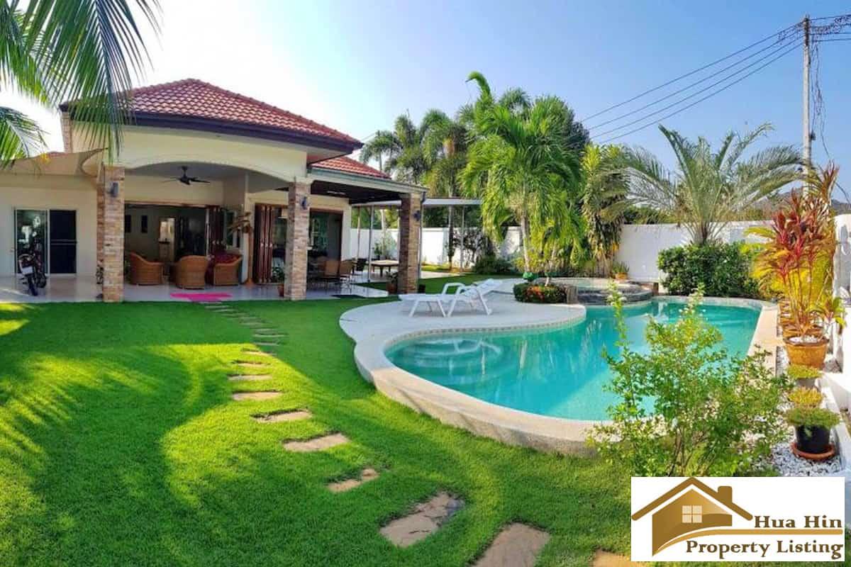 Resale Pool Villa Near Black Mountain - Great Condition
