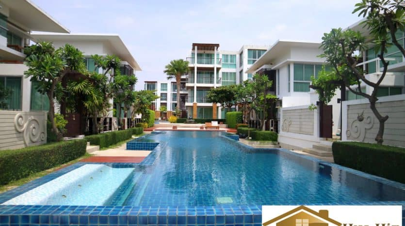 Well Maintained Beachfront Condo For Sale In Cha Am