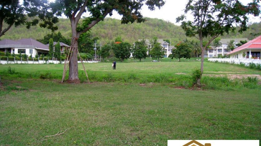 Double Land Plot 3 Rai+ Palm Hills Golf Course For FAST SALE Under Market Value!