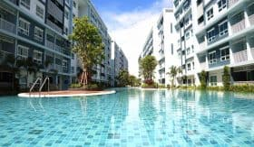 Furnished 1 Bed Condo Unit For Sale Hua Hin