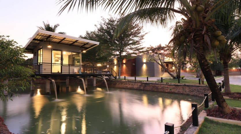 Resort Style Hua Hin Property On Large Plot For Sale Near Majestic Golf Course
