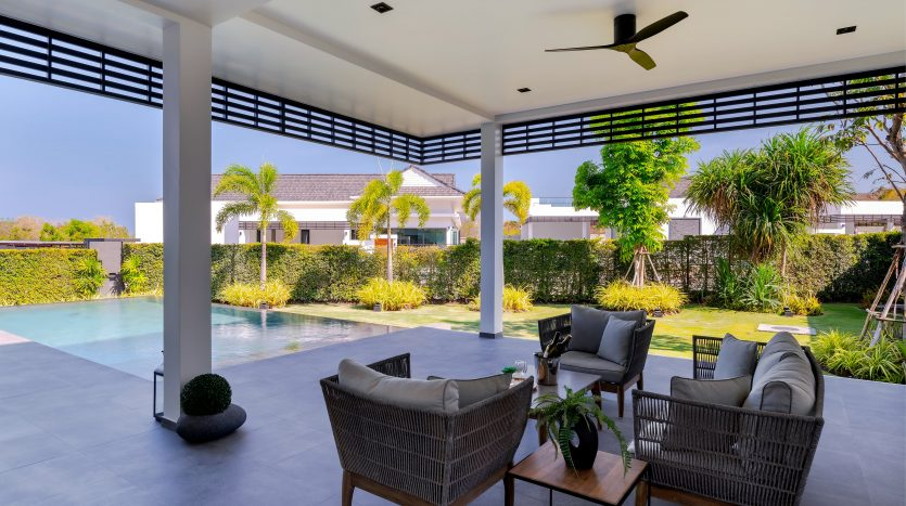 Sivana HideAway Project Brand New Private Pool Villa For Sale Hua Hin