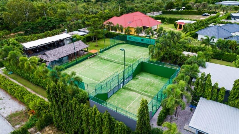 Baan Ing Phu Private Estate Pool Villa For Sale Hua Hin Development