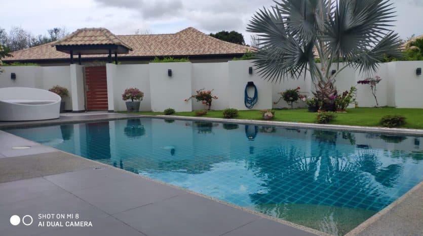 Beautiful Hua Hin Pool Villa For Sale Near Black Mountain