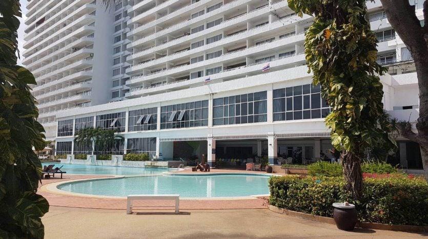 Beachfront Hua Hin Condo For Sale Milford Paradise Khao Tao