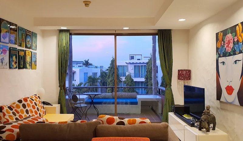 Las Tortugas Hua Hin Condominium For Sale On Khao Tao Beach